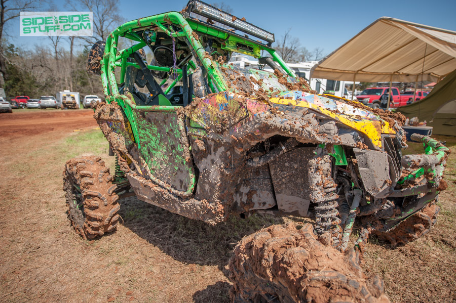 High Lifter Mud Nationals Mud Creek Off Road Park Side
