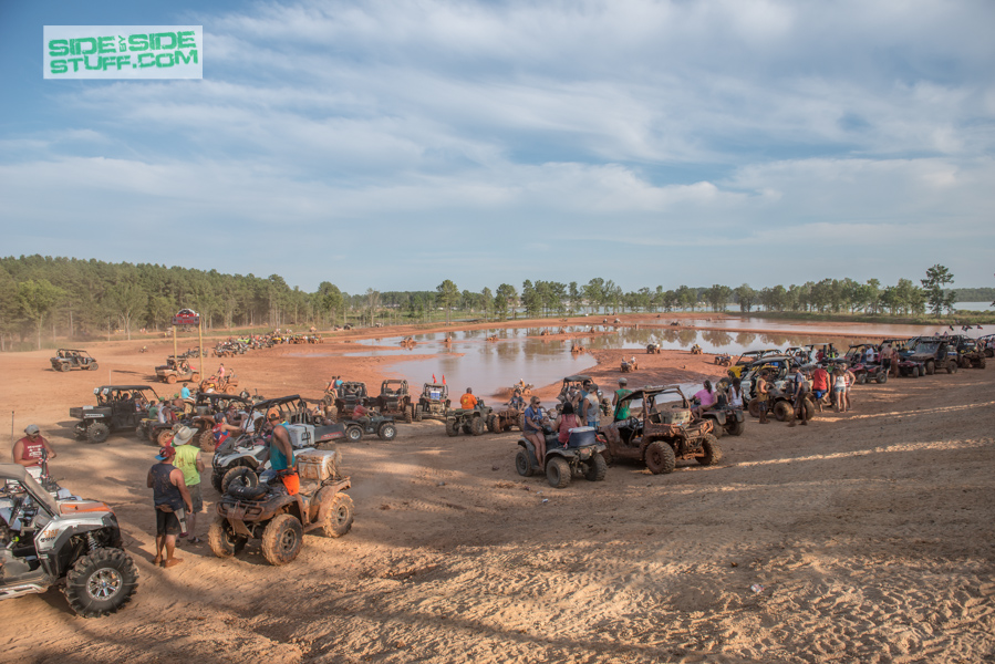 Muddy Bottoms Atv And Recreation Park Sarepta La Side