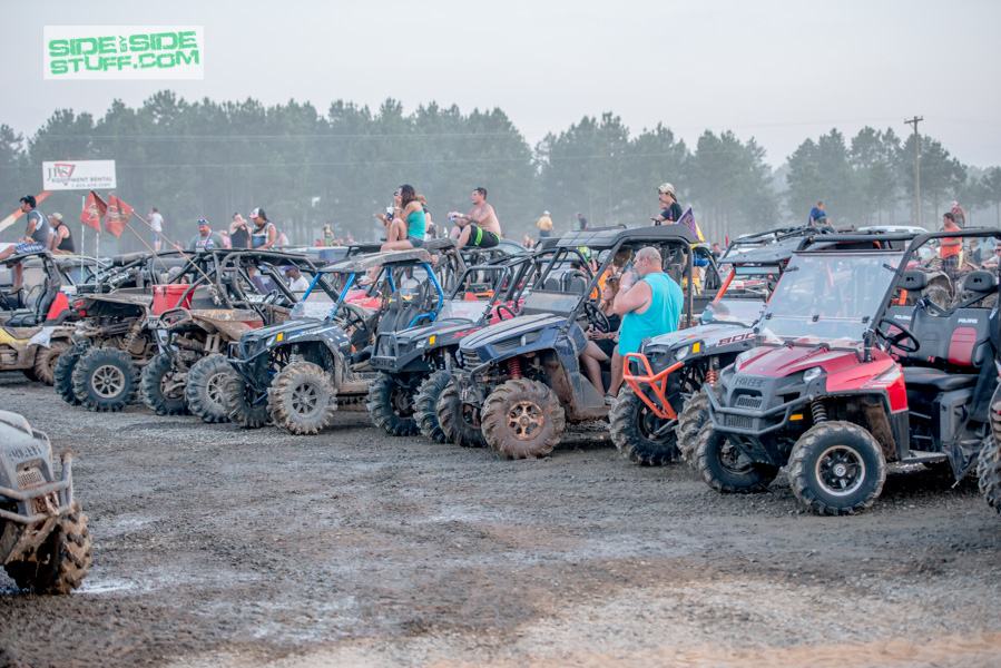 Muddin for the military