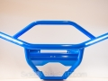 No Limit Custom Color Front Bumper - Blue with LEDs