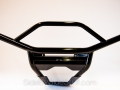 No Limit Custom Color Front Bumper - Black