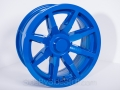 No Limit Wheels - Octane - Blue powder coat.