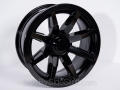 No Limit Wheels - Octane - Black powder coat.