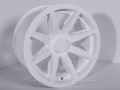 No Limit Wheels - Octane - White powder coat.