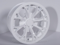 No Limit Wheels - Venom - White powder coat.