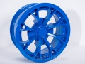 No Limit Wheels - Venom - Blue powder coat.