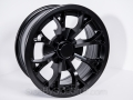 No Limit Wheels - Venom - Black powder coat.