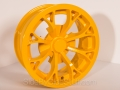 No Limit Wheels - Venom - Yellow powder coat.