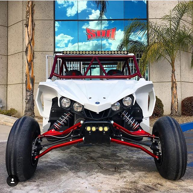 Trinity Racing S 155hp Yxz 1000r Quot Project Mako Quot Side By