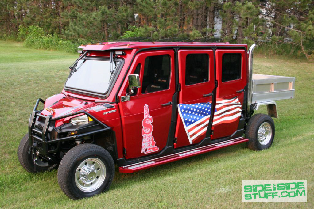 Custom Ranger Limo Project with graphics_06
