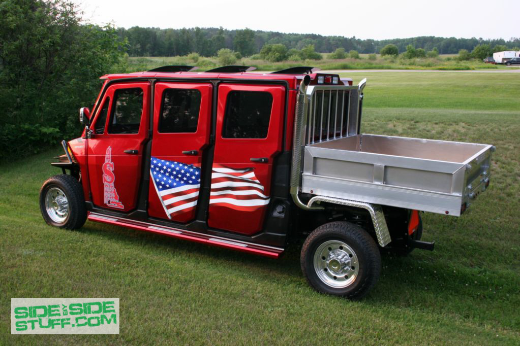 Custom Ranger Limo Project with graphics_07