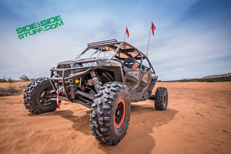 Terry Dick shows off his tricked out 2014 XP4 RZR 1000 and is todays featured ride!
