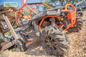 Polaris Camp RZR East held in Brimstone Recreation Area located in Tennessee.
