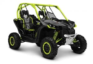 The 2015 Can-Am Maverick 1000R X ds Turbo (photo courtesy of PowerSportsBusiness.com)