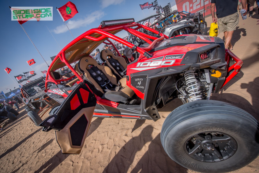 2014 Camp RZR West in Glamis, California