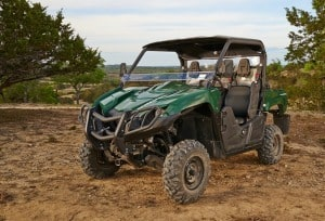 Featured Ride: 2015 Yamaha Viking EPS SE