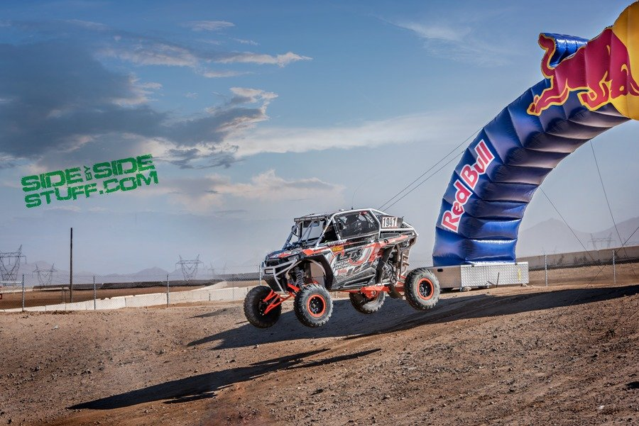 UTV Racing At The Mint 400-Racing Into History in Las Vegas, NV.2015