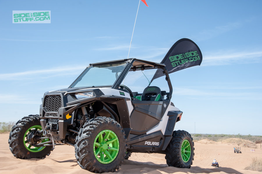 Rattlesnake Hunt – Hitting The Sand Dunes In Oklahoma – Little Sahara