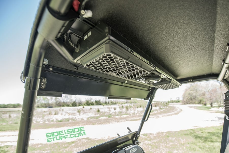 Make Your Utv More Exciting With Bluetooth Speakers Side