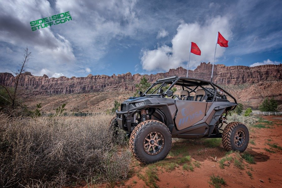 MSA Wheels and EFX Tires unveil new build at Rally On The Rocks.