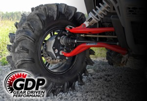 Gear Driven Performance – The Next Step in Off-Road Evolution