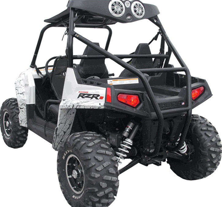 Make Your UTV More Exciting with Bluetooth Speakers