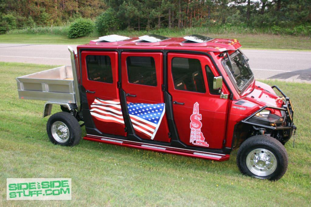 Wide Open Company's Custom Ranger 900 Limousine