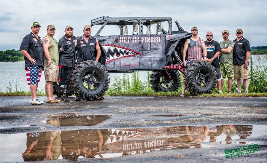 "Recap – 2015 Muddin"" For The Military at Muddy Bottoms ATV Park"