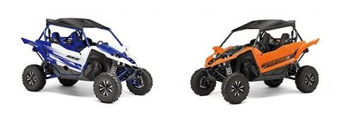 Parts and Accessories for the All-New Yamaha YXZ1000R