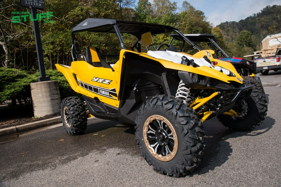 turn up the fun with yamaha yxz 1000r audio accessories side by side stuff. Black Bedroom Furniture Sets. Home Design Ideas