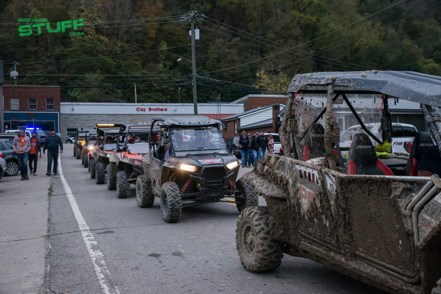 Riders From Across the Nation Travel to Gilbert, West Virginia for TrailFest 2015
