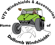 "UTV Windshields That Are ""DaBomb"""