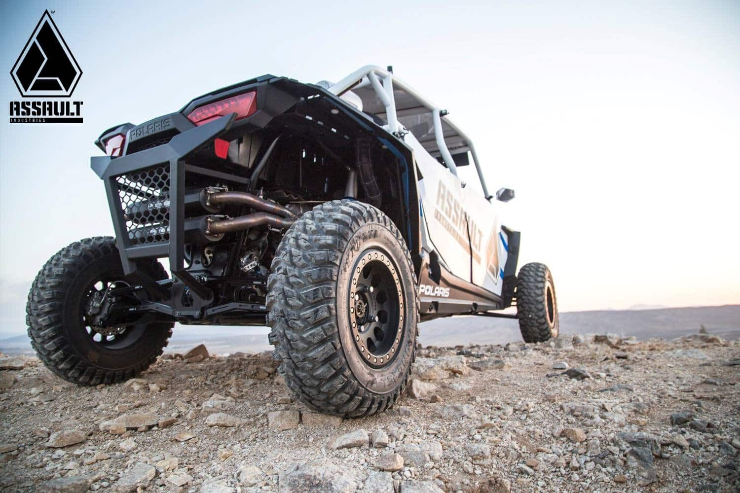 aftermarket UTV parts and accessories manufacturer Assault Industries AI RZR