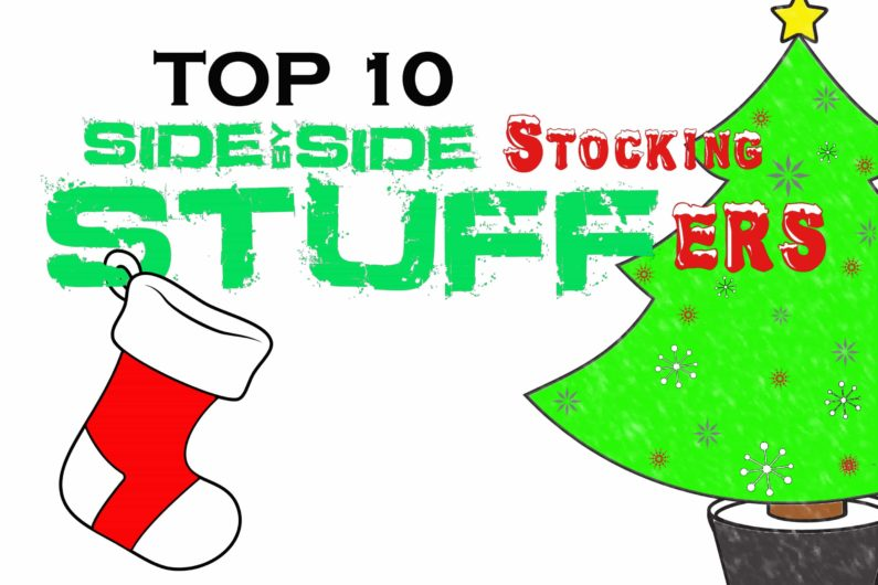 2019 Top 10 SXS Stocking STUFFers