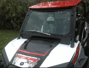 windshield RZR