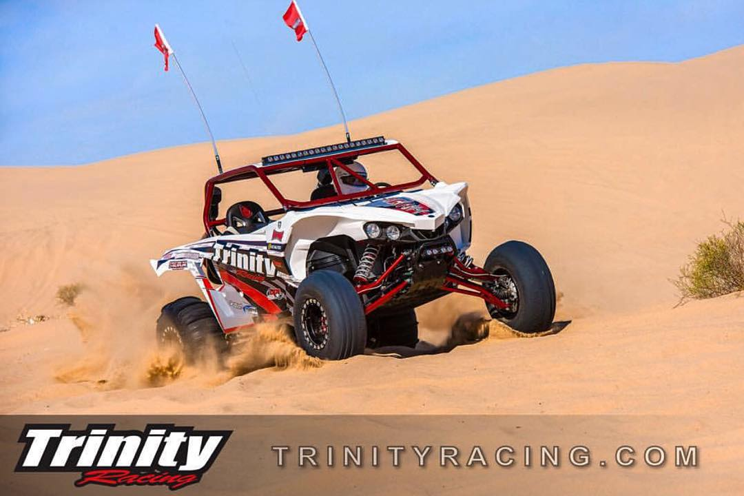 "Trinity Racing's 155 HP YXZ 1000R ""Project Mako"""