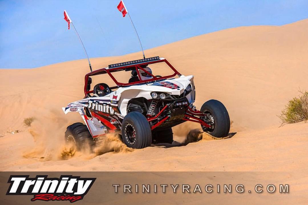 """Trinity Racing's 155 HP YXZ 1000R """"Project Mako"""""""