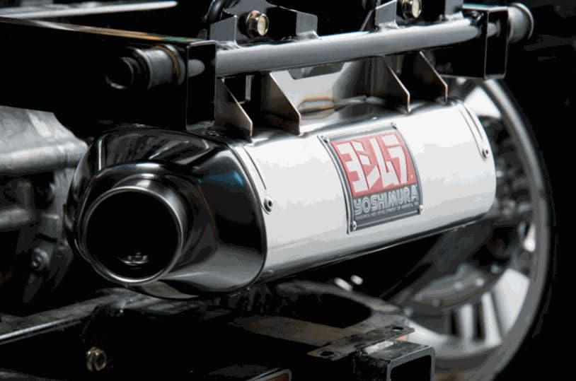 High Performance UTV Exhaust Systems by Yoshimura