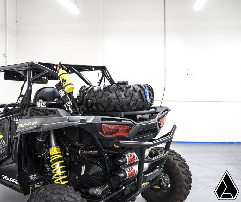 Assault Industries Introduces Spare Tire Rack with EZ Lift Assist