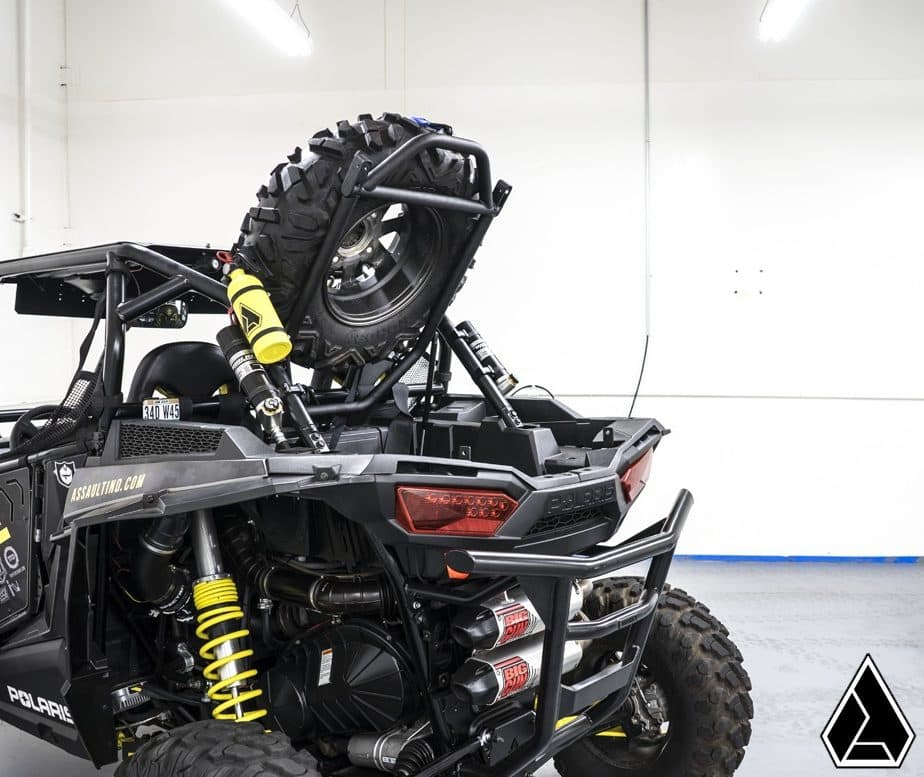Assault Industries Spare Tire Rack (Fits: Polaris RZR)