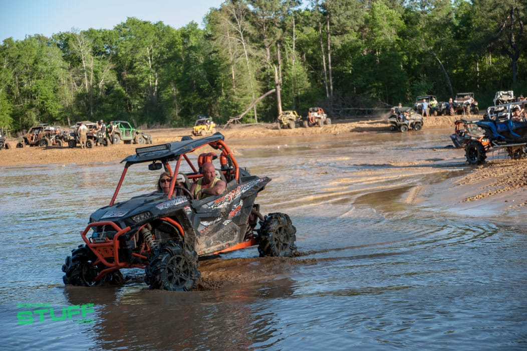 Gettin Stuck Did Not Suck At The 2016 Highlifter Mud