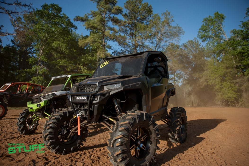 Polaris General UTV Side By Side
