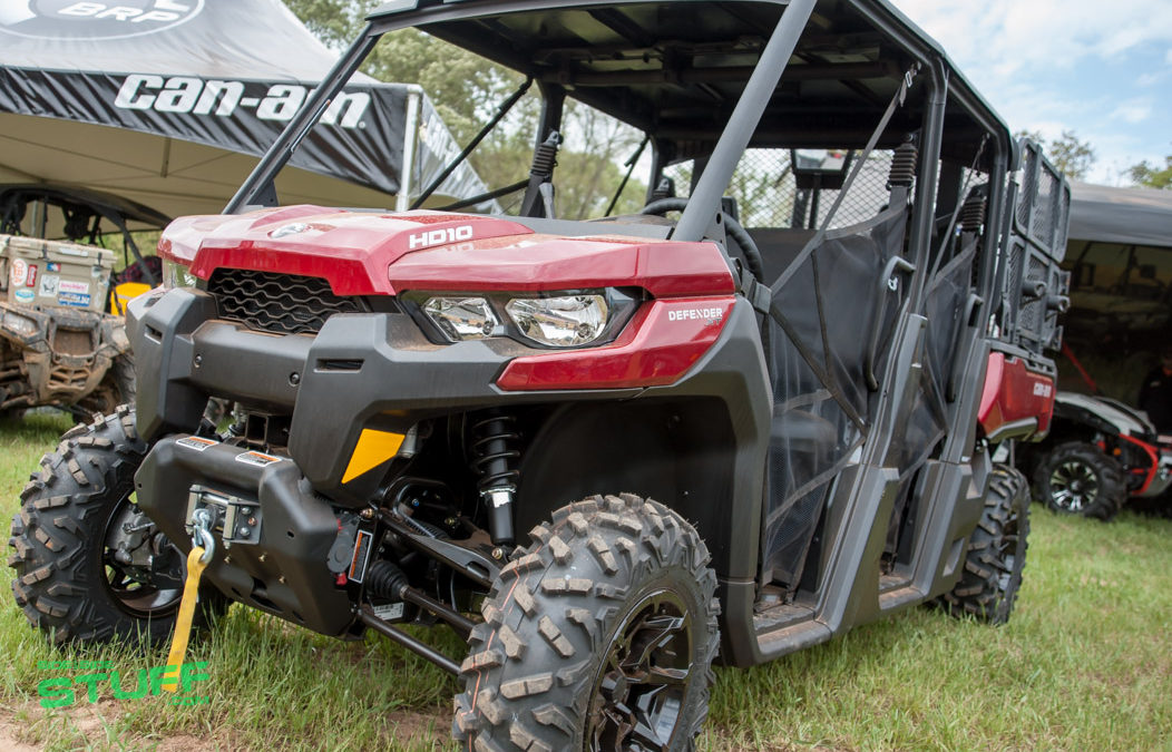 Can Am Defender Max Parts and Accessories