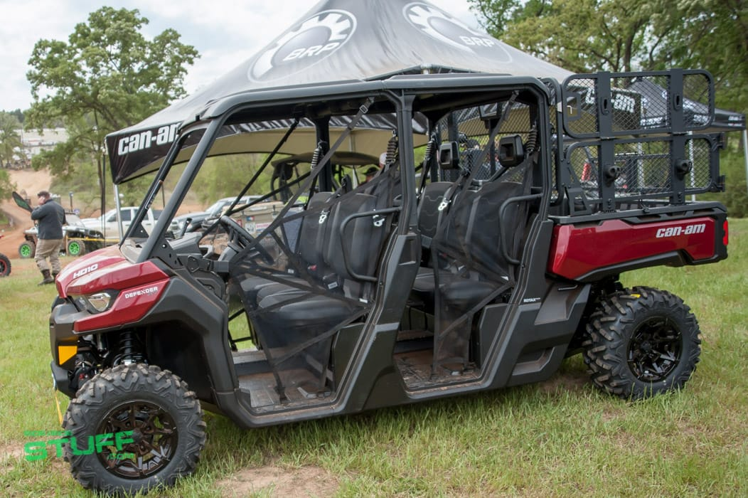 Side By Side Utv >> Can Am Defender Max Parts and Accessories | Side By Side Stuff