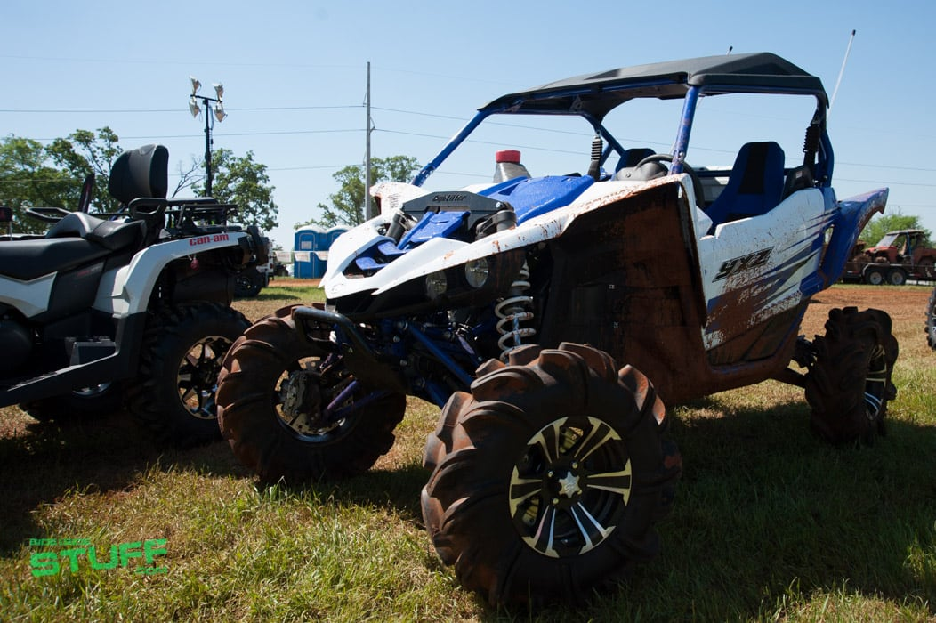 YXZ Yamaha Lift Kit Big Tires