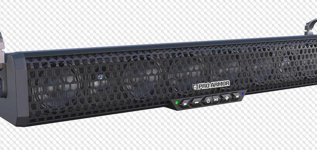Can Am Accessories: Sound Systems