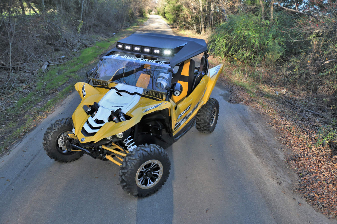Audio Formz Cranks Up The Fun – Evo Stereo Top for The Yamaha YXZ 1000 R