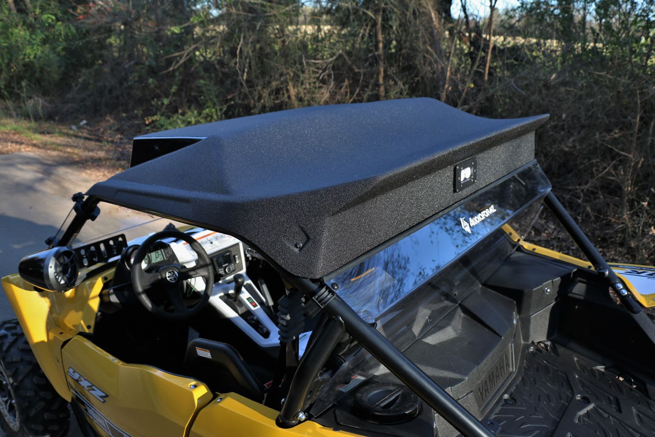 Audio Formz Cranks Up The Fun Evo Stereo Top For The