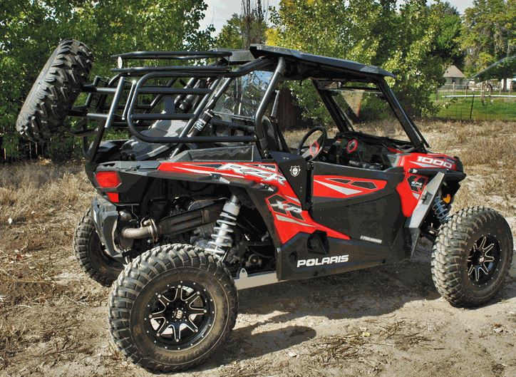 Can Am 1000 >> UTV Cargo Solutions from Razorback-Offroad | Side By Side Stuff