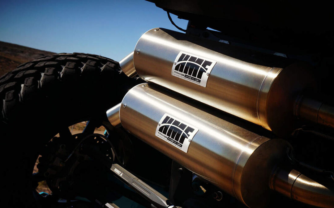 Boost Your Side By Side's HP with a HMF Titan Series Exhaust